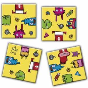 Buy HEYE Crazy9 Burgerman Doodles (9 Piece Jigsaw Puzzle) and other great jigsaw puzzles only at Jigsaw Nation