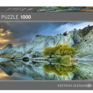Buy HEYE Blue Lake (1000 Piece Jigsaw Puzzle) and other great jigsaw puzzles only at Jigsaw Nation