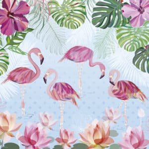 Buy HEYE Flamingos & Lilies (1000 Piece Jigsaw Puzzle) and other great jigsaw puzzles only at Jigsaw Nation