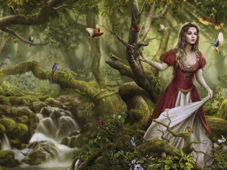 Fantasy & Magic Puzzles
