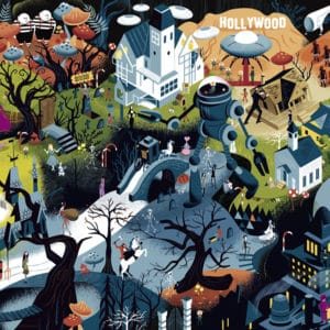 Buy HEYE Tim Burton Films (1000 Piece Jigsaw Puzzle) and other great jigsaw puzzles only at Jigsaw Nation