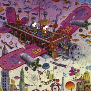 Buy HEYE Fly With Me! (1000 Piece Jigsaw Puzzle) and other great jigsaw puzzles only at Jigsaw Nation