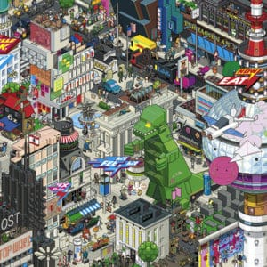 Buy HEYE Berlin Quest (1000 Piece Jigsaw Puzzle) and other great jigsaw puzzles only at Jigsaw Nation