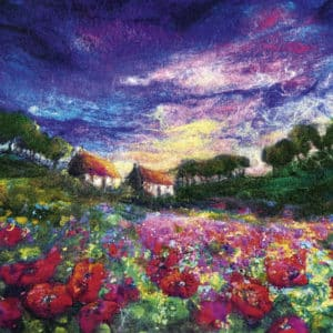Buy HEYE Sundown Poppies (1000 Piece Jigsaw Puzzle) and other great jigsaw puzzles only at Jigsaw Nation