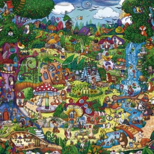 Buy HEYE Wonderwoods (1500 Piece Jigsaw Puzzle) and other great jigsaw puzzles only at Jigsaw Nation