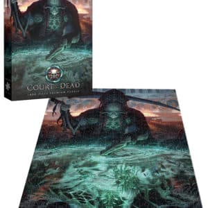 "Buy Court of the Dead® ""The Dark Shepherd's Reflection"" and other great jigsaw puzzles only at Jigsaw Nation"