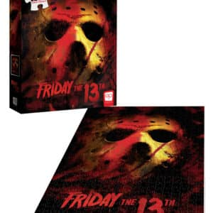 "Buy Friday the 13th ""Friday the 13th"" and other great jigsaw puzzles only at Jigsaw Nation"
