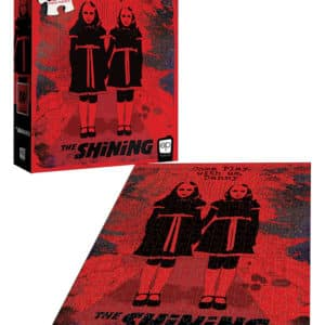 "Buy The Shining ""Come Play With Us"" and other great jigsaw puzzles only at Jigsaw Nation"