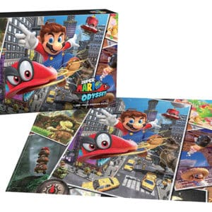 "Buy Super Mario™ Odyssey ""Snapshots"" and other great jigsaw puzzles only at Jigsaw Nation"