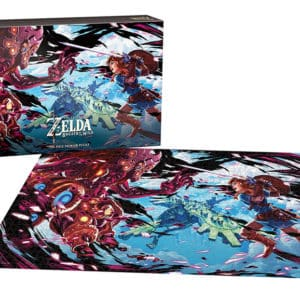 "Buy Zelda: Breath of the Wild ""The Scourge of Divine Beast Vah Medoh"" and other great jigsaw puzzles only at Jigsaw Nation"