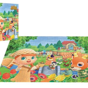 """Buy Animal Crossing™: New Horizons """"New Horizons"""" 1000 Piece Puzzle only at Jigsaw Nation."""
