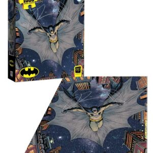 """Buy Batman """"I Am The Night"""" 1000 Piece Puzzle only at Jigsaw Nation."""