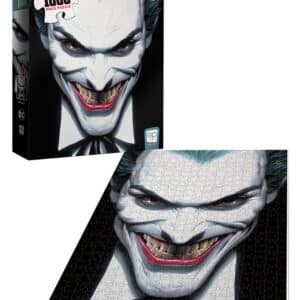 """Buy Joker """"Clown Prince of Crime"""" 1000 Piece Puzzle only at Jigsaw Nation."""