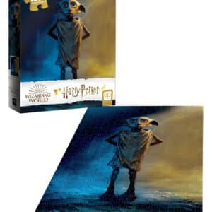 """Buy Harry Potter™ """"Dobby"""" 1000 Piece Puzzle only at Jigsaw Nation."""