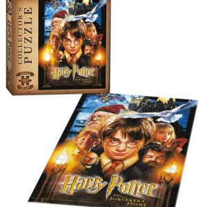 Buy Harry Potter™ and the Sorcerer's Stone Puzzle 550 Piece Puzzle only at Jigsaw Nation.