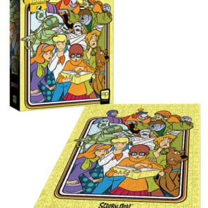 """Buy Scooby-Doo """"Those Meddling Kids!"""" 1000 Piece Puzzle only at Jigsaw Nation."""