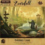 Everdell Lane Puzzle 1000 Pieces
